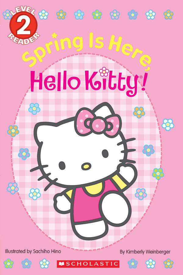 Kimberly Weinberger - Spring Is Here, Hello Kitty!
