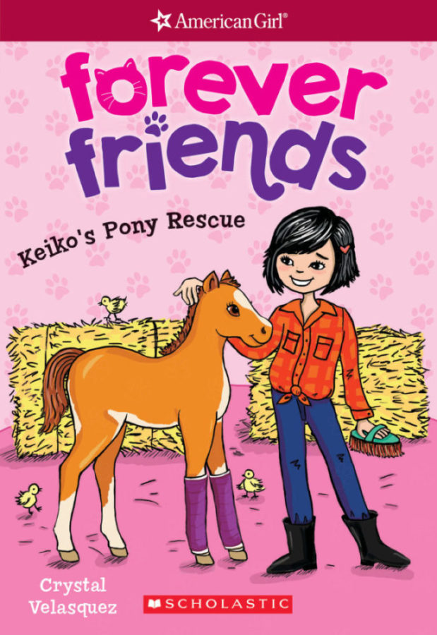 Crystal Velasquez - Keiko's Pony Rescue