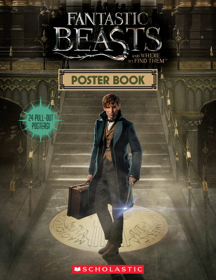 Scholastic - Fantastic Beasts and Where to Find Them: Poster Book