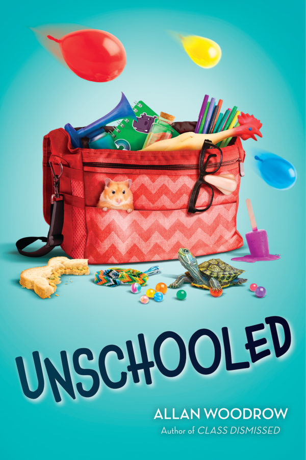 Allan Woodrow - Unschooled