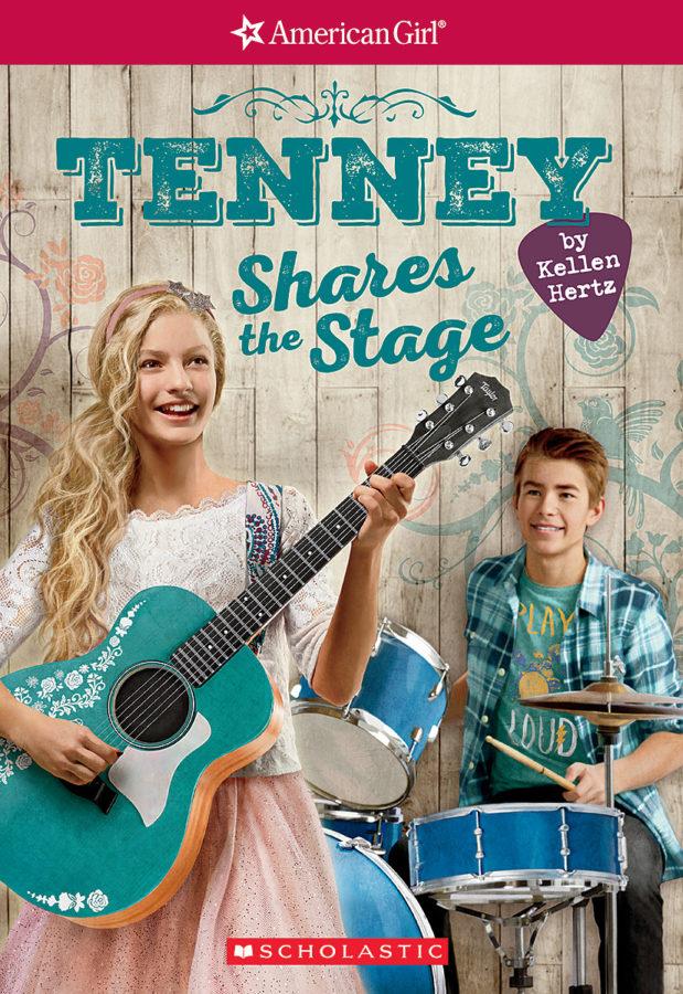 Kellen Hertz - Tenney Shares the Stage