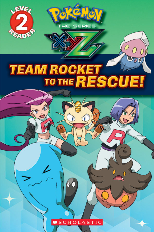 Maria S. Barbo - Team Rocket to the Rescue!