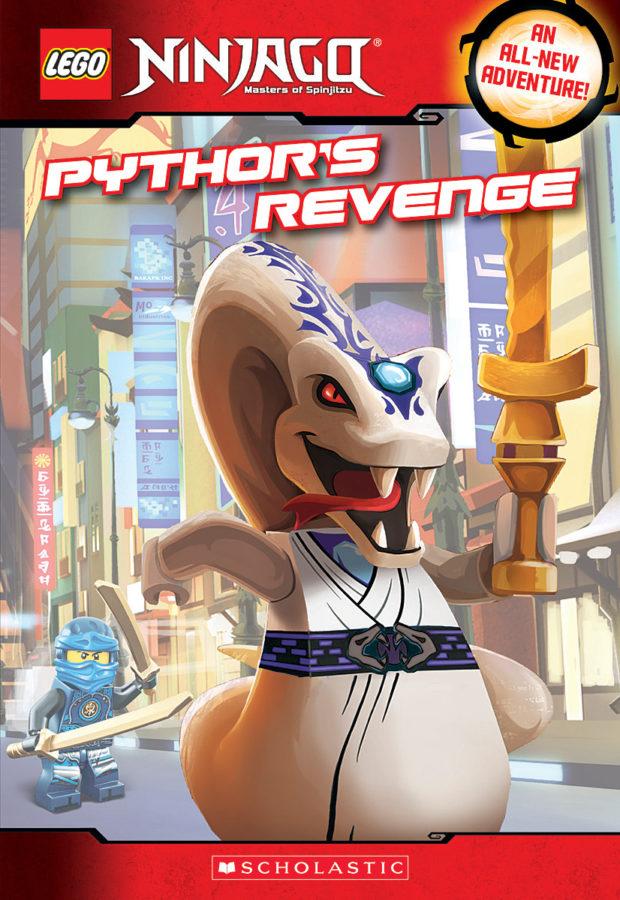 Meredith Rusu - Pythor's Revenge