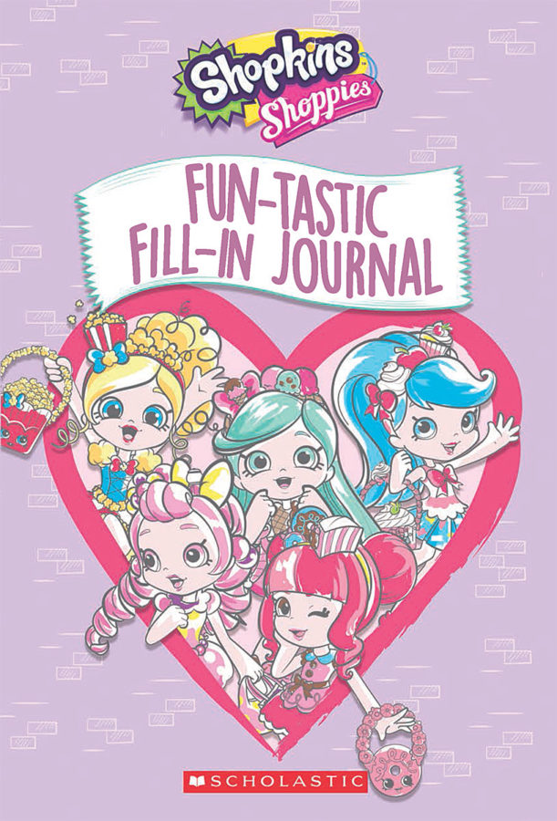 Olivia London - Fun-tastic Fill-In Journal
