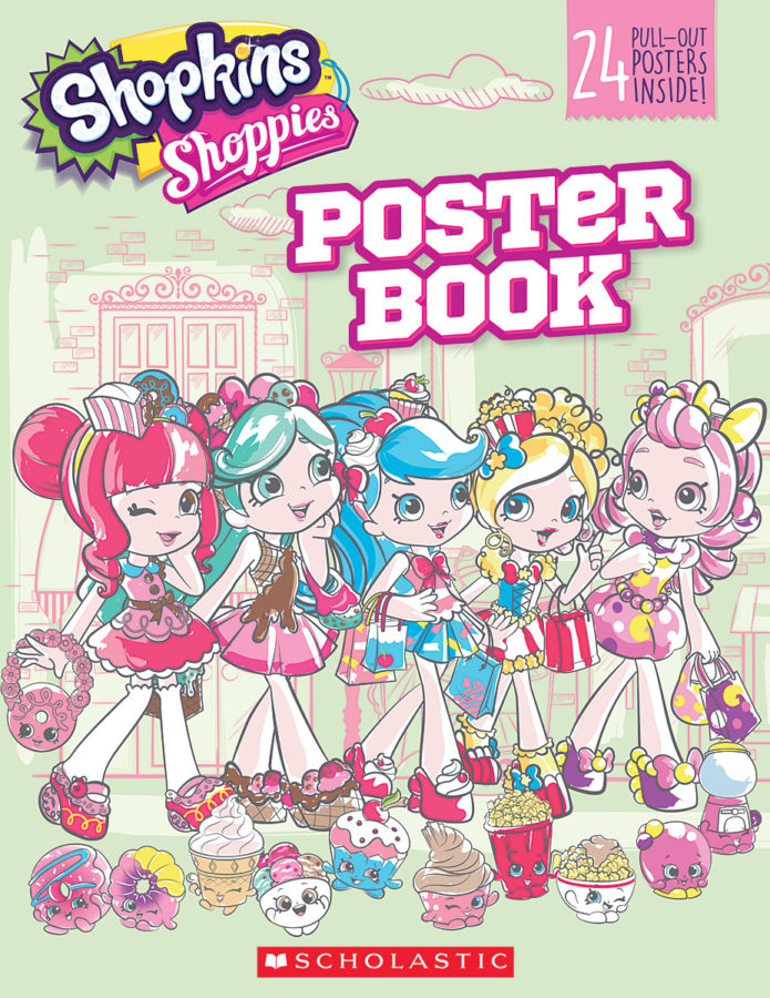 Scholastic - Pullout Poster Book