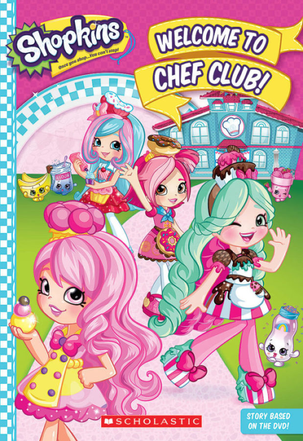 Leigh Stephens - Shopkins Junior Novel