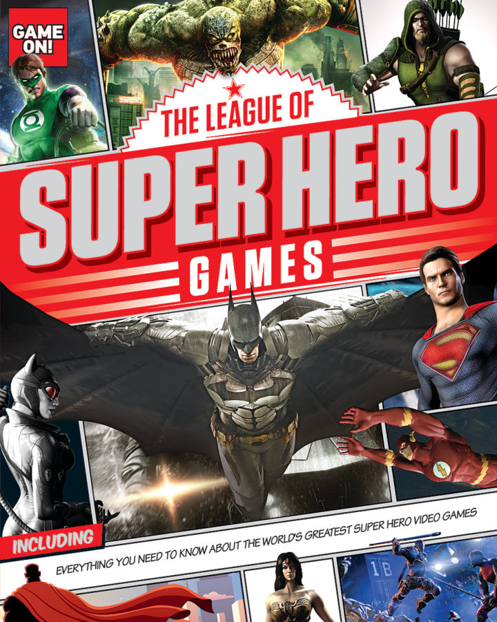 Scholastic - The League of Superhero Games