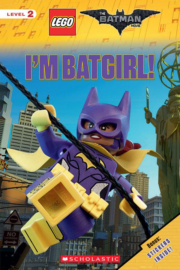 Tracey West - I'm Batgirl!