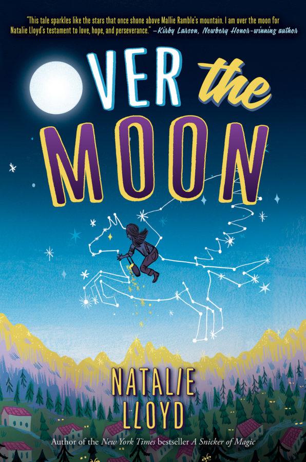 Natalie Lloyd - Over the Moon