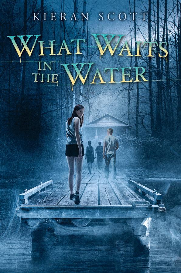 Kieran Scott - What Waits in the Water