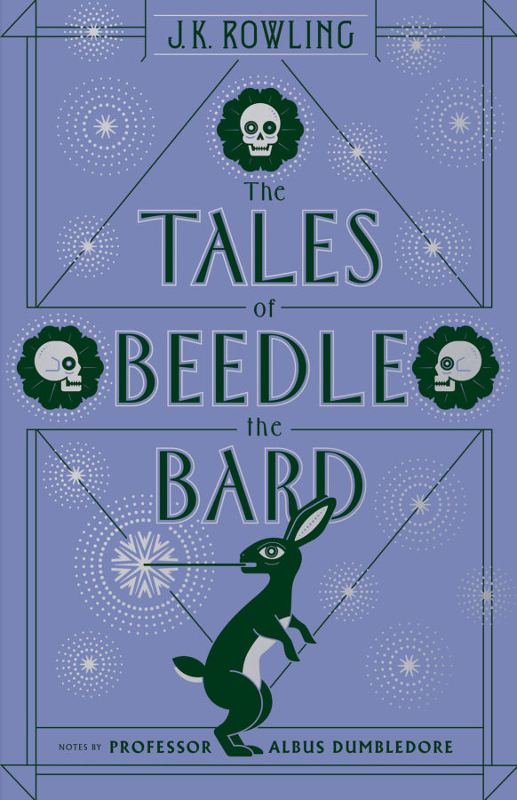 J. K. Rowling - Tales of Beedle the Bard, The (New Cover)