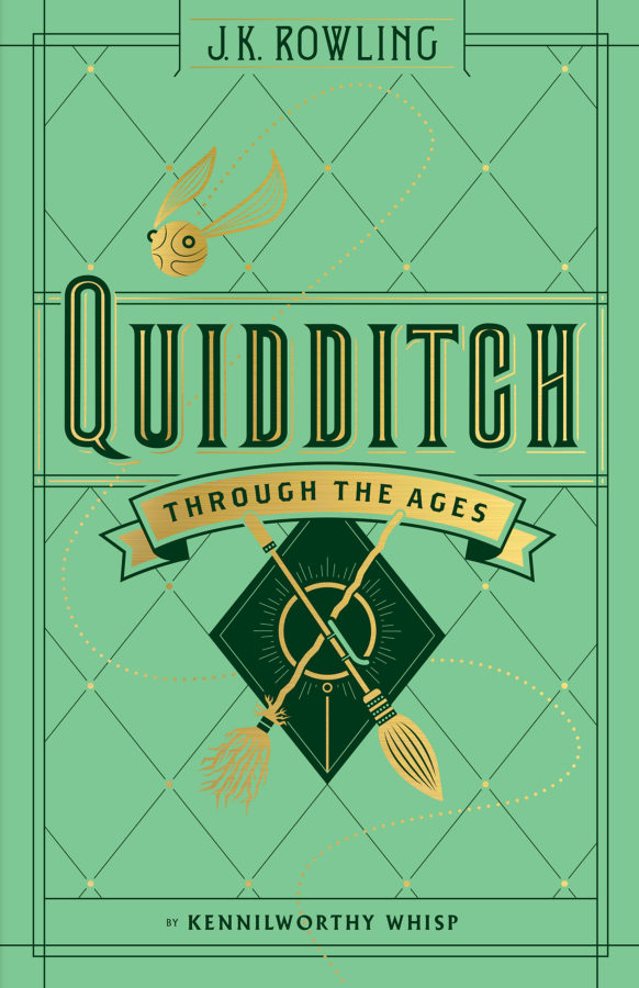 Kennilworthy Whisp - Quidditch Through the Ages
