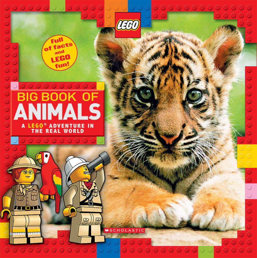 Penelope Arlon - Big Book of Animals