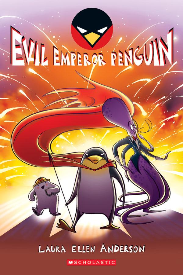 Laura Ellen Anderson - Evil Emperor Penguin