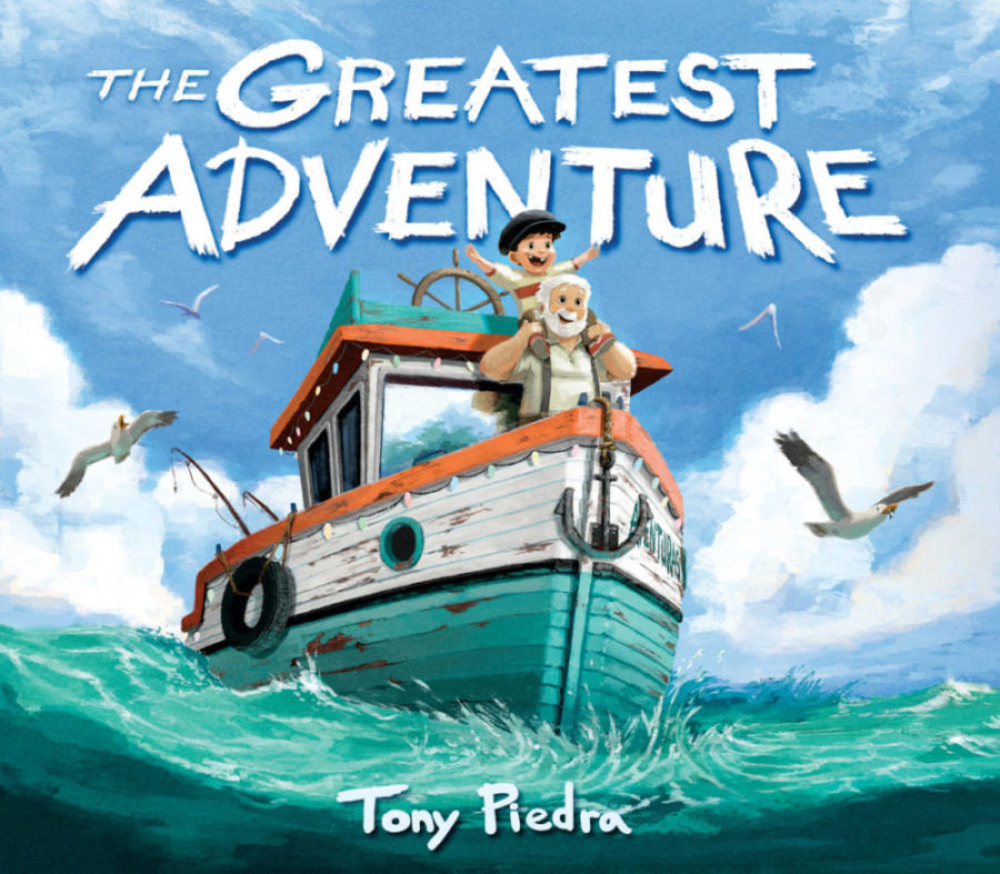 Tony Piedra - Greatest Adventure, The