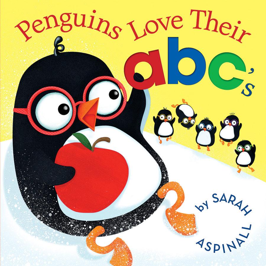 Sarah Aspinall - Penguins Love Their ABC's
