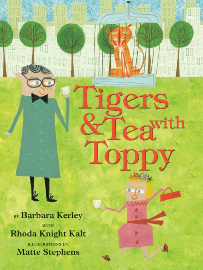 Rhoda Knight Kalt - Tigers & Tea with Toppy