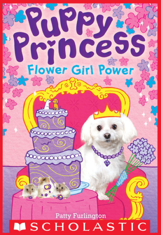 Patty Furlington - Flower Girl Power
