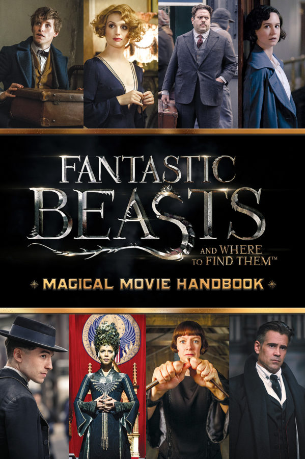 Michael Kogge - Fantastic Beasts and Where to Find Them: Magical Movie Handbook