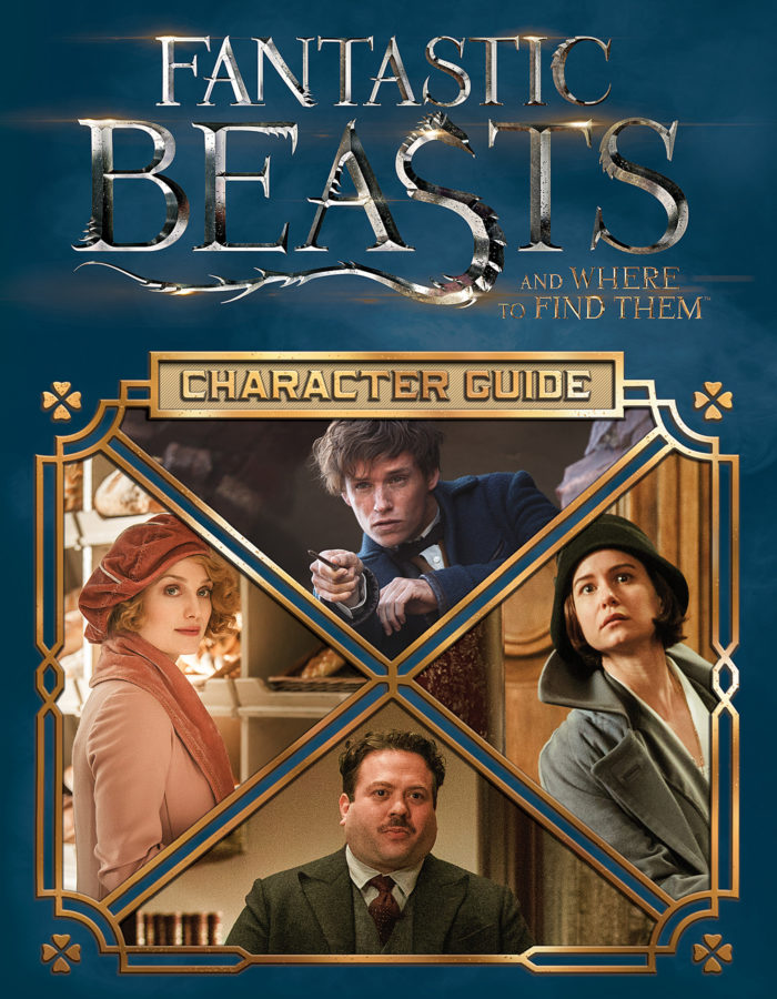 Michael Kogge - Fantastic Beasts and Where to Find Them: Character Guide