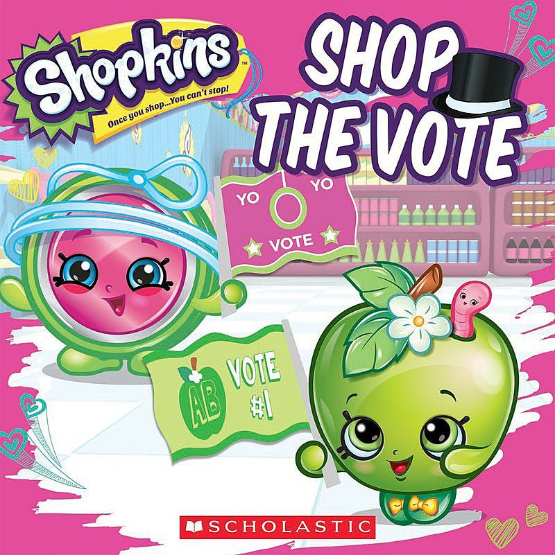 Sydney Malone - Shop the Vote