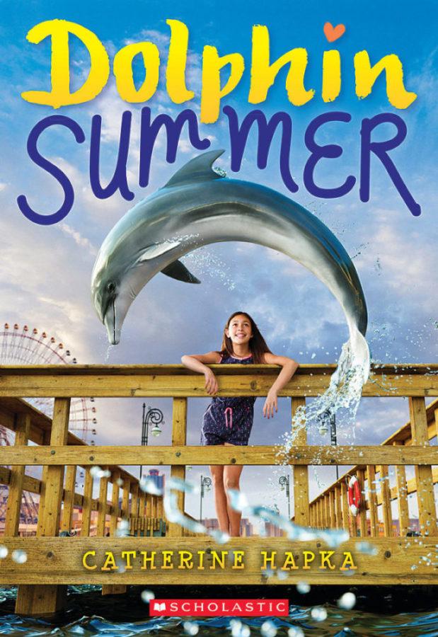 Catherine Hapka - Dolphin Summer
