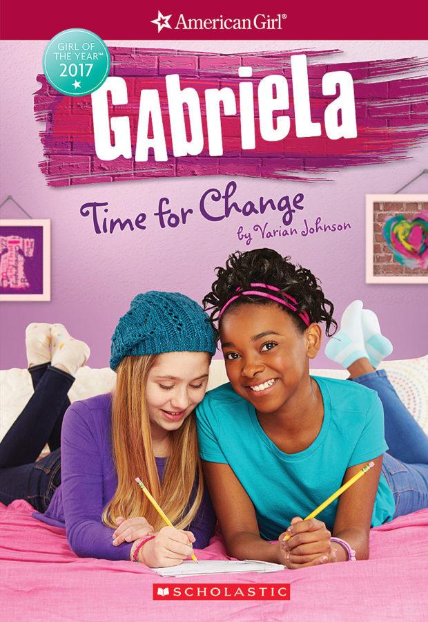 Varian Johnson - Gabriela: Time for Change