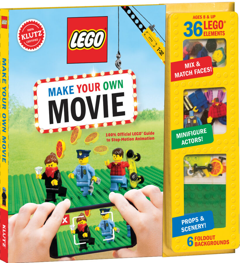 Editors of Klutz - LEGO Make Your Own Movie