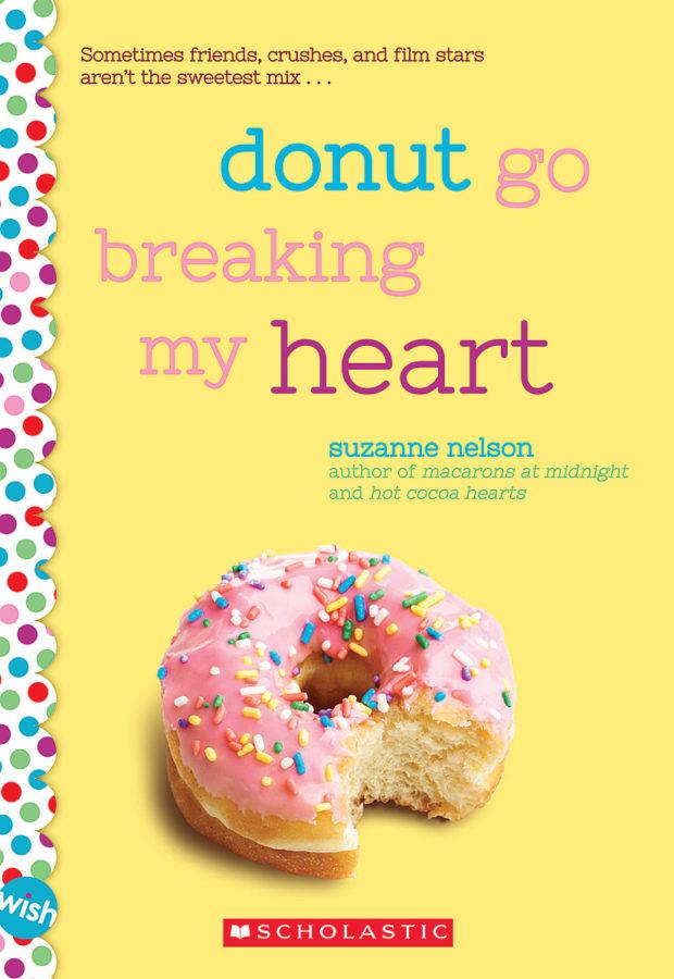 Suzanne Nelson - Donut Go Breaking My Heart
