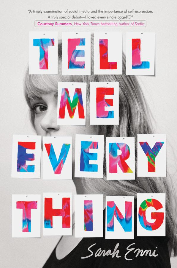 Sarah Enni - Tell Me Everything