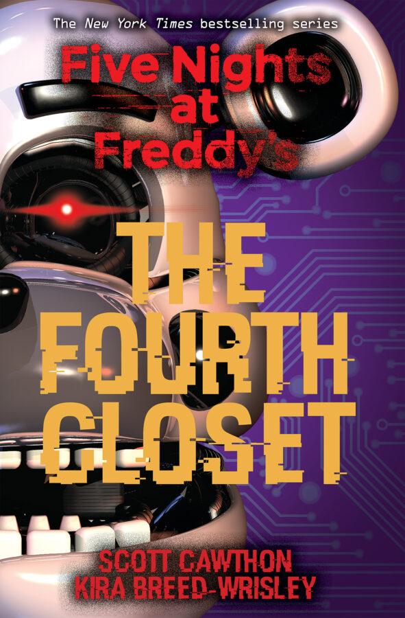 Kira Breed-Wrisley - Five Nights at Freddy's: The Fourth Closet