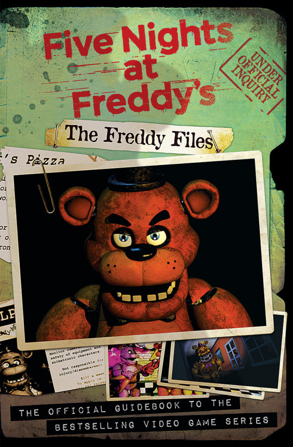 Scholastic - The Freddy Files