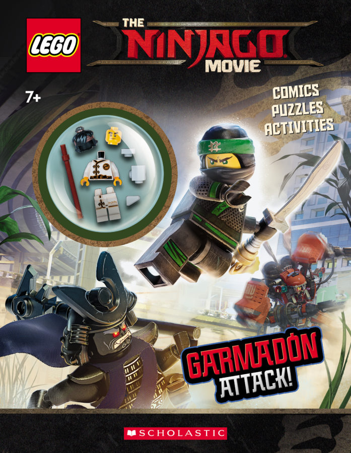 AMEET Studio - Garmadon Attack!