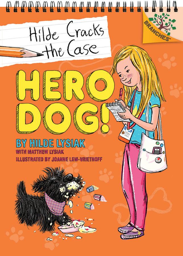 Hilde Lysiak - Hero Dog!