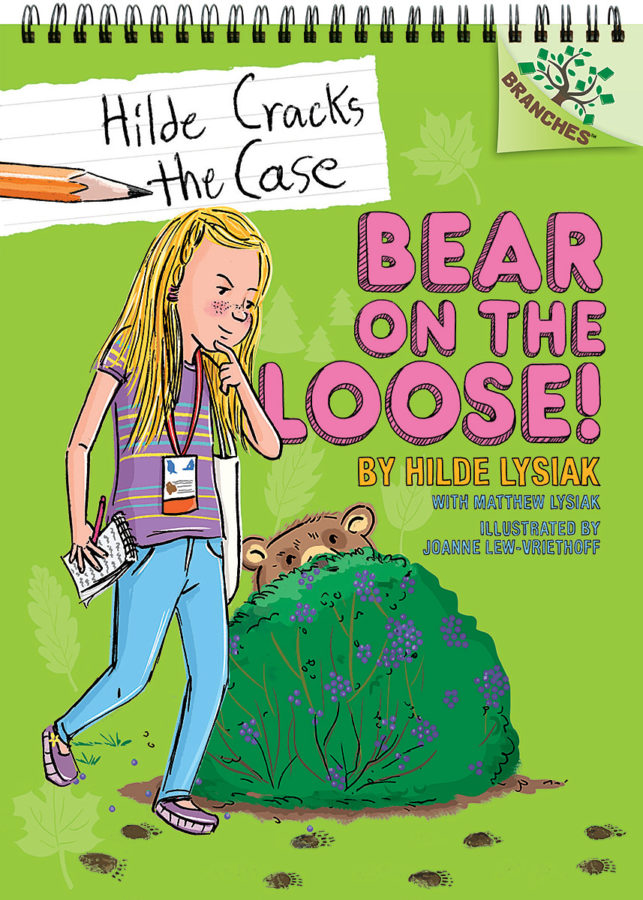 Hilde Lysiak - Bear on the Loose!