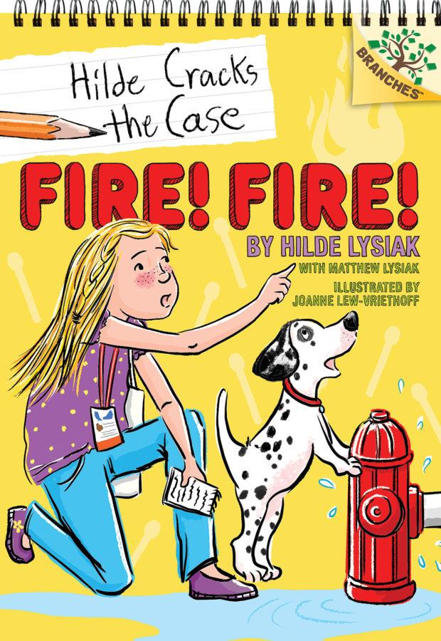 Hilde Lysiak - Fire! Fire!