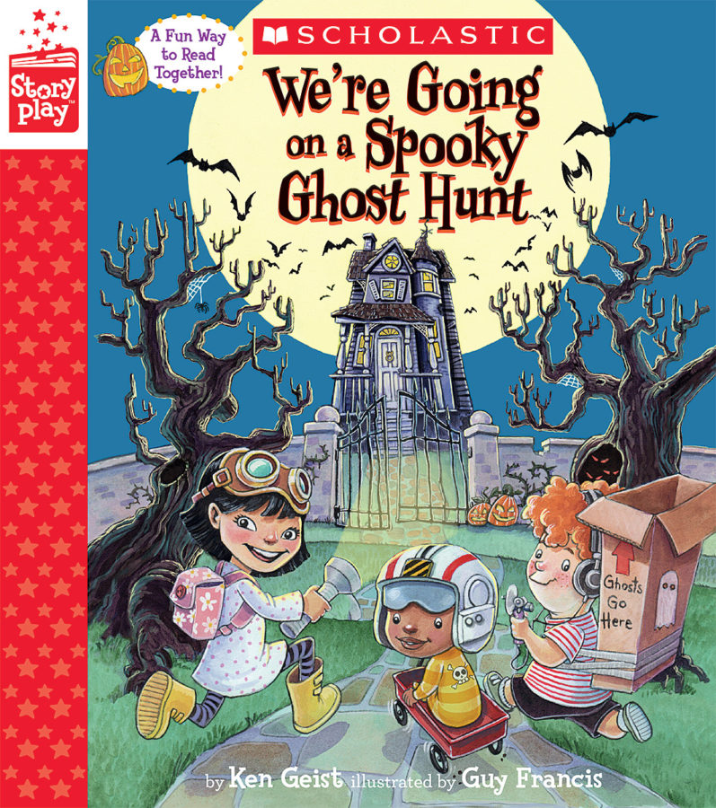 Ken Geist - We're Going on a Spooky Ghost Hunt