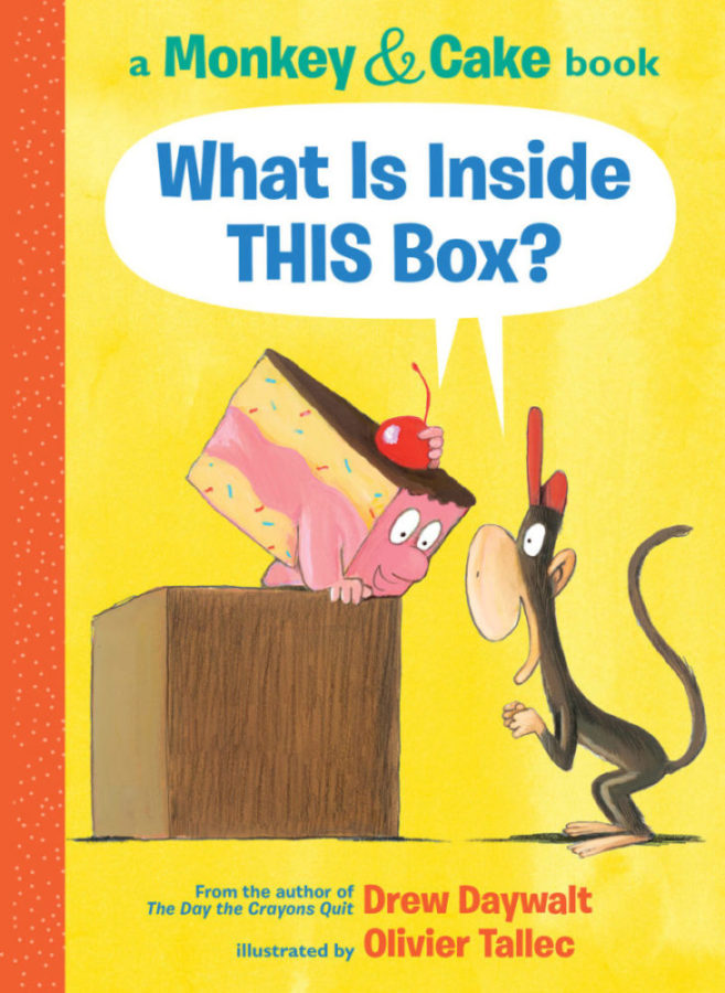 Drew Daywalt - What Is Inside THIS Box?