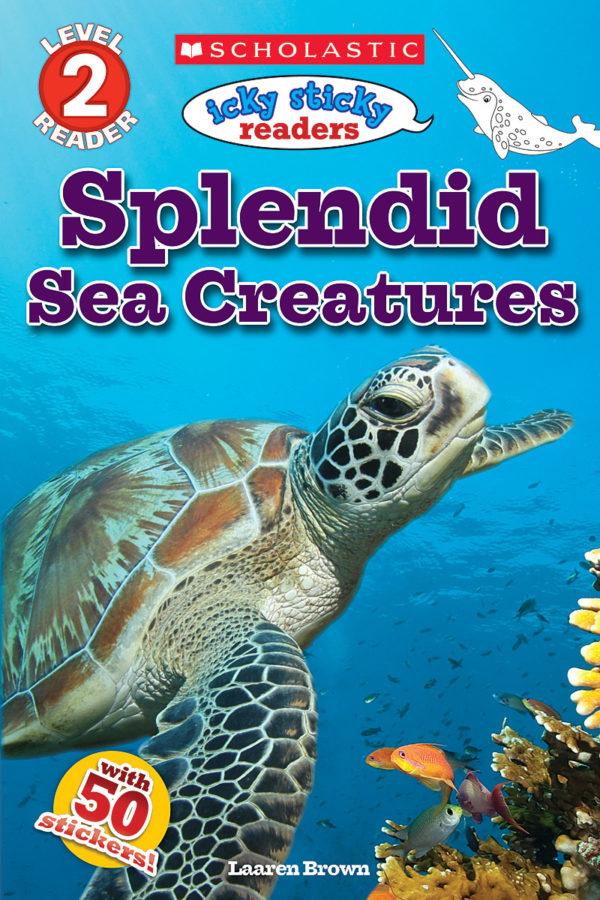Laaren Brown - Splendid Sea Creatures