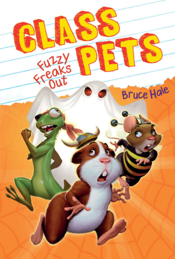 Bruce Hale - Fuzzy Freaks Out