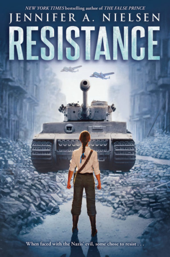 Jennifer A. Nielsen - Resistance