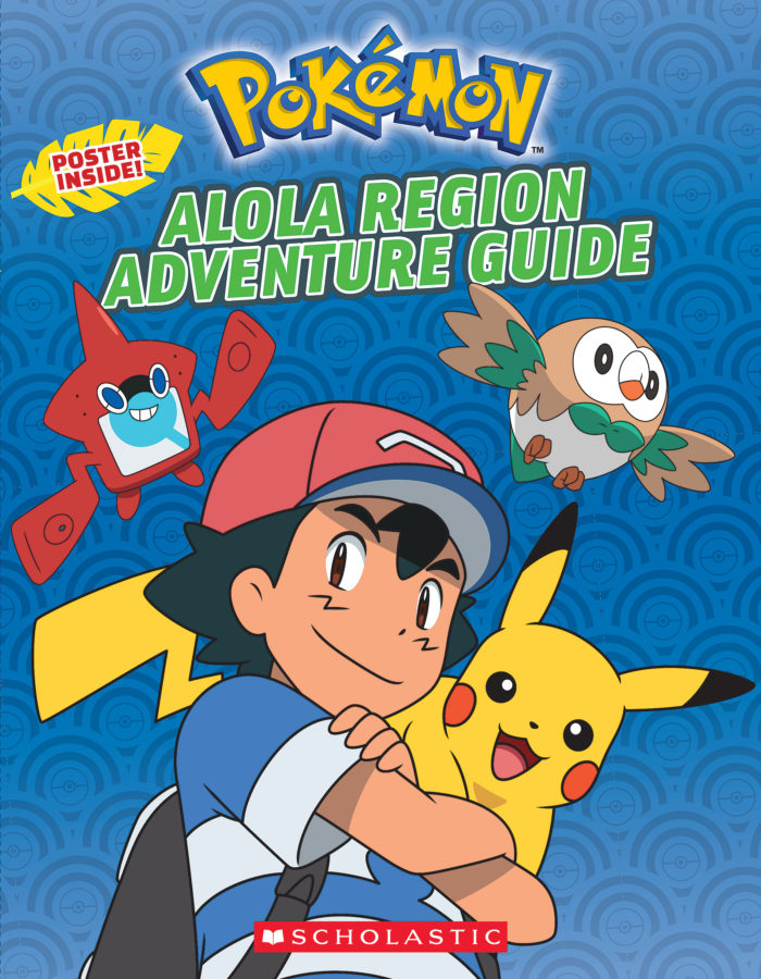 Simcha Whitehill - Alola Region Adventure Guide