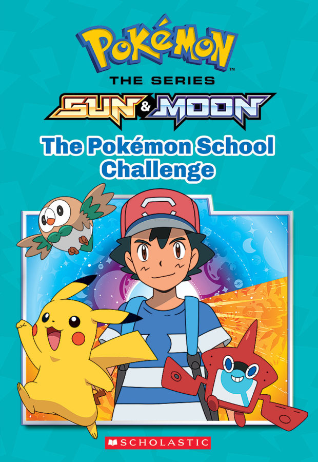 Jeanette Lane - The Pokémon School Challenge