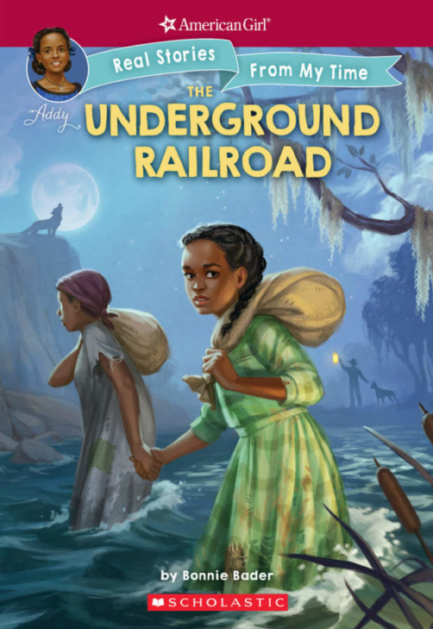 Connie Porter - Underground Railroad, The