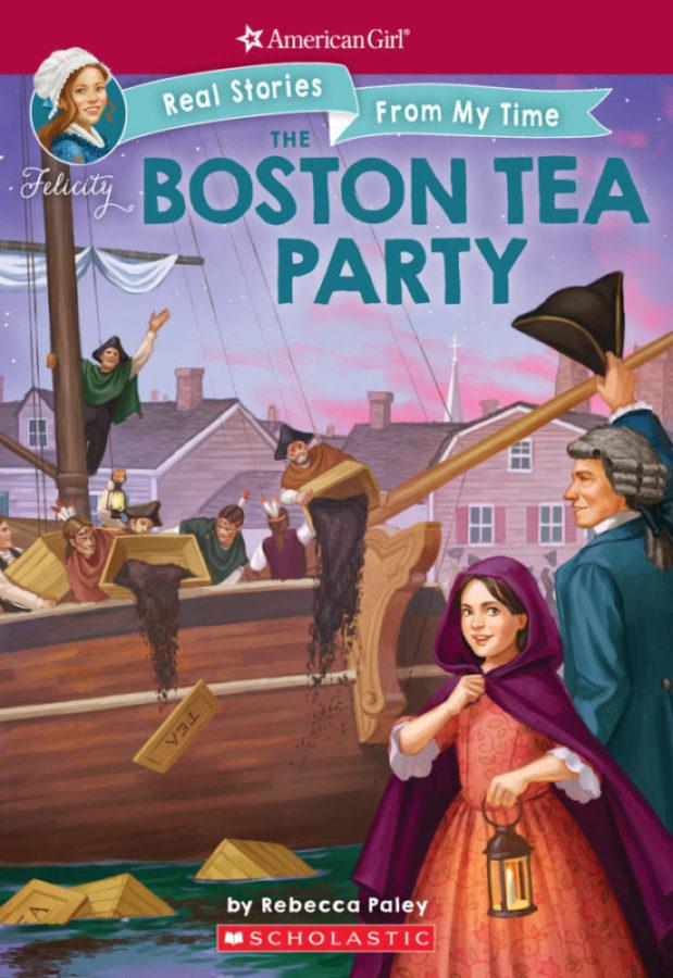 Rebecca Paley - The Boston Tea Party