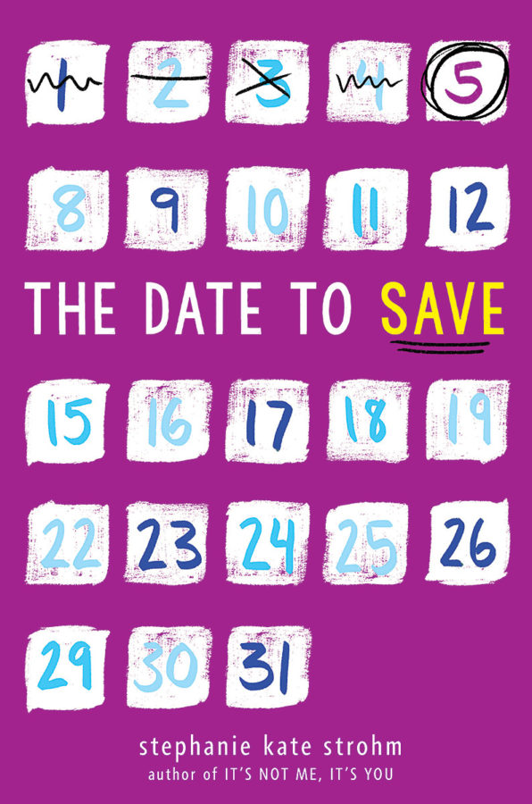 Stephanie Kate Strohm - The Date to Save