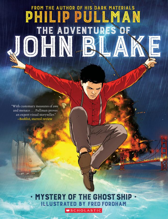 Philip Pullman - The Adventures of John Blake: Mystery of the Ghost Ship