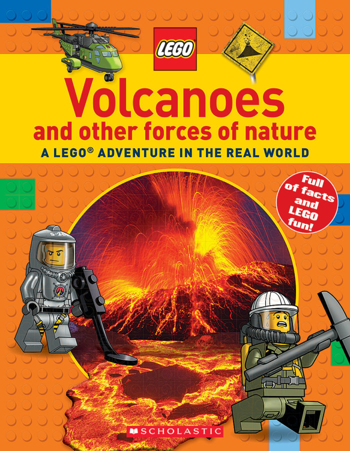 Penelope Arlon - Volcanoes and other Forces of Nature