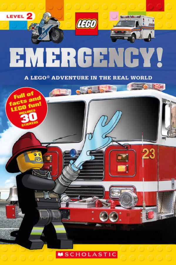 Penelope Arlon - Emergency!