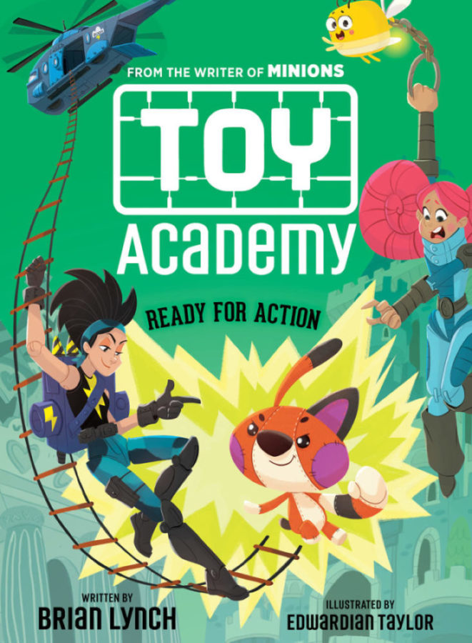 Brian Lynch - Toy Academy Book #2: Ready for Action